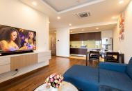 Cho thuê căn hộ chung cư Golden Palm Lê Văn Lương, 90m2, nội thất long lanh đủ từ a-z, khách thuê chỉ việc xách vali đến ở ngay