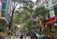 Bán nhà 66 m2 mặt ngõ 106 Hoàng Quốc Việt, vỉ hè rộng kd sầm uất 15 tỷ