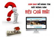 Phần mềm đăng tin bất động sản miễn phí VBDSP của AllProject giúp các bạn được những gì?