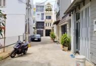 Bán nhà 4 tầng Hẻm xe hơi Nguyễn Thị Định gần chợ Giồng, xây lệch tầng, mới, bền, đẹp