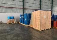CHO THUÊ 3.500M² KHO CHỨA HÀNG, kho mới, đẹp, chứa hàng tổng hợp tại Dĩ An, Bình Dương