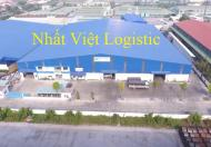 Công ty Nhất Việt Logistics cho thuê kho tại KCN Sóng Thần, Dĩ An, Bình Dương