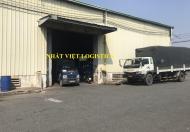 Công ty Nhất Việt Logistics cho thuê kho tại KCN Cát Lái, Quận 2, TP. Hồ Chí Minh