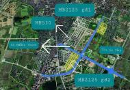 Bán đất mb2125 giai đoạn 2 giá 15,5tr/m2 hướng Tây Bắc