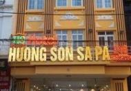 Chính chủ bán khách sạn tại TT thị xã Sa Pa, 0977336886