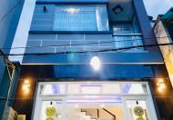 Nhà đẹp - 4 tầng- Giáp các con đường Đ thanh lịch - TT Quận Bình Thạnh – 5.95 tỷ