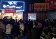 Sang nhượng tiệm trà chanh ngã tư Nhổn gần cổng Đại Học Công Nghiệp Hà Nội