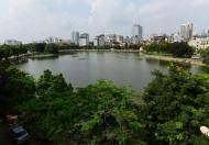 Bán nhà Lan Bá, Lê Duẩn, 30m2, 5 tầng, cạnh hồ, nội thất, 2.7 tỷ.