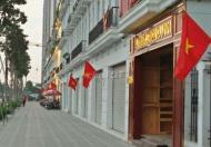 Chính chủ cần cho thuê nhà số C34 mặt phố liền kề thuộc dự án PVI - Embassy Tây Hồ