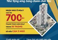 Bán căn hộ HPC 105 Tố Hữu đóng 30% nhận nhà ngay