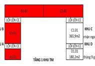 Bán căn hộ Thương mại dịch vụ - Cao ốc Hưng Phát, Lê Văn Lương, Nhà Bè diện tích 165m2 giá 3,8 tỷ
