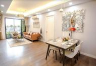Cho thuê căn hộ 120m chung cư CT1A đường Hàm Nghi, Mỹ Đình 2. Gía thuê 9 tr/th, full đồ. LH 0866416107