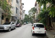 Bán nhà phố Vĩnh Phúc, đường 3 ô tô tránh, vỉa hè, giá 5.8 tỷ