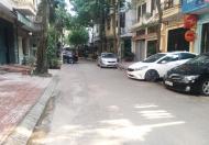 Bán nhà phố Vĩnh Phúc, ô tô tránh, vỉa hè, Diện tích 80m2, giá 9,5 tỷ