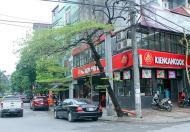 Cho thuê nhà làm cửa hàng ăn mặt phố Lê Thanh Nghị: 170m2, mặt tiền 6m.