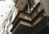 Bán nhà đẹp ngõ 5 phố Hoàng Quốc Việt, 54m2, 4T, giá 4.68 tỷ