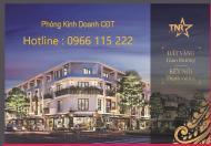 Dự án TNR STARS Bích Động ( Khu đô thị chợ mới ) - TT thị trấn Bích Động - Việt Yên - Bắc Giang