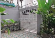 Cho thuê nhà phố Thảo Điền Quận 2 110m2 1 hầm 2 tầng nhà không nội thất