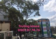 Nhà bán mặt tiền đường Ba Tháng Hai giao ngay với Lê Hồng  Phong, HĐT 80tr, Trường 0907977474
