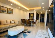Cho thuê căn hộ 3PN tại Hà Nội Aqua Central , nội thất tân cổ điển, 35tr/th, view Sông Hồng.