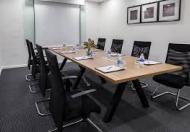 Khu văn phòng làm việc chuyên nghiệp trọn gói hiện đại