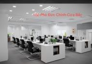 Cho thuê văn phòng Hồ Trúc Bạch, Tây Hồ, Dt 125m2, 250m2 giá 200k/m2