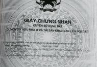 Chính chủ bán nhà địa chỉ Xã Hòa Hậu,Huyện Lý Nhân,Tỉnh Hà Nam