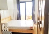 Cho thuê căn hộ dịch vụ có ban công full nội thất Tôn Thất Thuyết Quận 4 giá rẻ