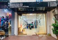 Cho thuê cửa hàng tại tầng 1 số 93 Tôn Đức Thắng, Đống Đa, HN
