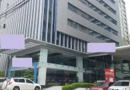 Bán tòa nhà văn phòng mặt phố Trần Thái Tông – Cầu Giấy, 845m2 x 11 tầng