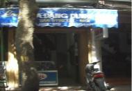 Cho thuê nhà 11A mặt phố Đặng Dung quận Ba Đình, HN