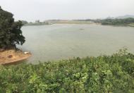 Bán lô đất mặt hồ đẹp Mỹ mãn tại Cư Yên,Lương Sơn,Hoà Bình. S3436 có 400m2 đất ở.