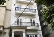 Tôi cần cho thuê nhà Ngõ 455 Hoàng Quốc Việt: 55m2, 5 tầng, giá 17tr