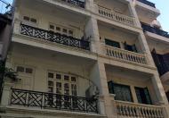 Tôi cần cho thuê nhà Ngõ 123 Hoàng Quốc Việt: 100m2,4 tầng, giá 22tr