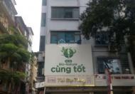Cho thuê nhà mặt phố Trần Duy Hưng