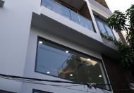Biệt thự mini 6x11m Hà Huy Giáp ngay cầu Phú Long. Đường nhựa 5m tới nhà, BTCT 4 tầng, 4.09 tỷ TL