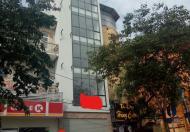 Cho thuê nhà mới xây tại mặt phố Nguyễn Ngọc Vũ