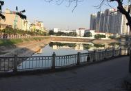 View hồ điều hòa, GARA oto,hồ Hạ Đình-Thanh Xuân DT 46/54 m2, 5 T,MT 5,2m,giá 5,6 tỷ