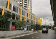 Cho thuê căn Shophouse Masteri An Phú 170m2 nhà thô với 3 tầng