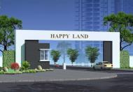 Sở Hữu Biệt Thự Happy Land Chỉ Với 32tr/m2