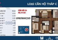Mua nhà tặng SH 150 căn hộ 98 m 3 ngủ Việt Đức 3.15 tỷ 0985800205