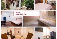Cho thuê villa Pháp 3 phòng ngủ tại quận 3 sát quận 1