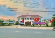 Bán đất ấp 3 xã Thạnh Phú, sổ hồng riêng thổ cư giá 400tr