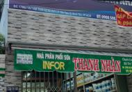 Chính chủ bán gấp nhà mặt tiền đường TL.10, P.Tân Tạo, Bình Tân, 4,2 tỷ, 0986255814