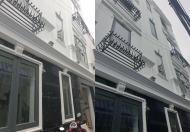 Bán nhà phố Lê Quang Định, Gò Vấp, 5 tấm, 5.2x14m, 73m2, ở ngay, giá rẻ chỉ 6 tỷ. Gọi 0913749252.