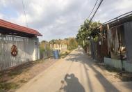 Bán lô đất thích hợp làm nhà Vườn góc 2 mặt tiền hẻm Nguyễn Văn Tạo, Nhà Bè