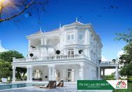HÀNG HIẾM: Bán biệt thự Chateau Phú Mỹ Hưng, 517m2 view sông lớn 93 tỷ. Còn 1 căn DUY NHẤT.