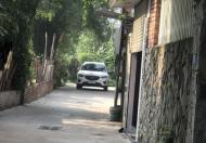 Đất rẻ cho vợ chồng trẻ Ngọc Thụy 1.72 tỉ, cách ô tô 5m, ngõ 2.5m, gần Việt Pháp