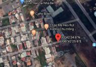 Đất 10x30m làng Đại Học khu B xã phước kiểng huyện nhà bè . giá 52tr/m2