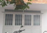 Cần cho thuê nhà nguyên căn ở địa chỉ hẻm Hai Chà, Phó Cơ Điều, phường 3, tp Vĩnh Long.